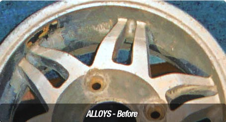 Alloys (before)