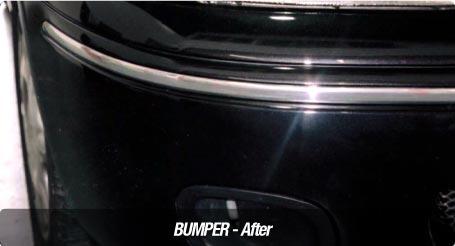 Bumper (after)