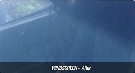 Windscreen (after)